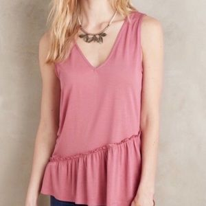 Anthropologie Dolan Left Coast Pomona Tank Size S
